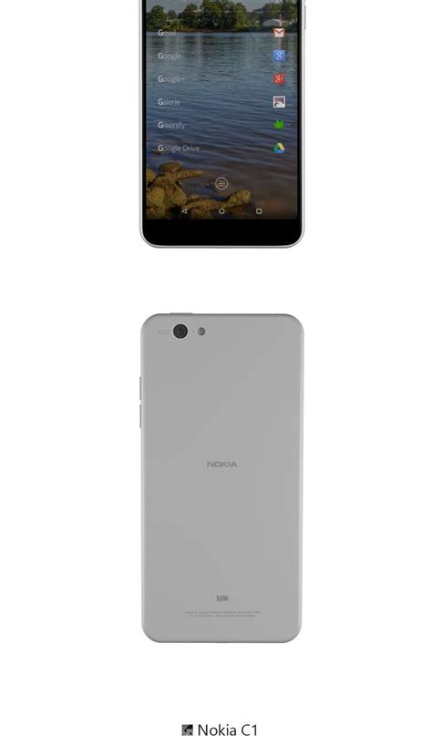 nokia c1 specifications nokia c1 phone gets specs android 5 0 and windows phone