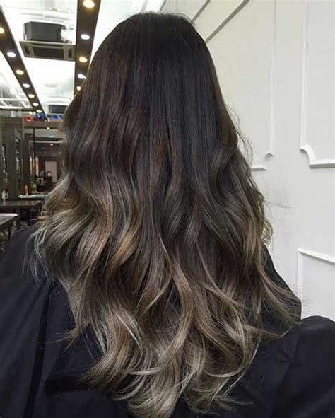 ombre hair color technique on older women great ombre colors for long hair long hairstyles 2017