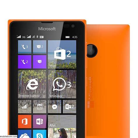 Resmi Microsoft Lumia 435 Microsoft Lumia 435 Resimler Mobileti蝓im