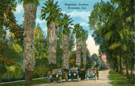 Records Riverside Ca Riverside Ca Magnolia Ave 1920s Familyoldphotos Genealogy And History