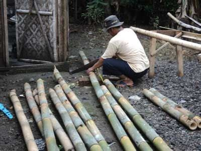 membuat hidroponik dari bambu budidaya lele cara membuat kolam terpal lele