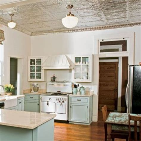 24 Trendy Modern Metal Ceiling D 233 Cor Ideas Shelterness Tin Ceilings In Kitchens