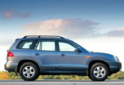 2000 hyundai santa fe hyundai santa fe 2 0 2000 technical specifications