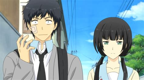 anime relife relife 03 anime evo