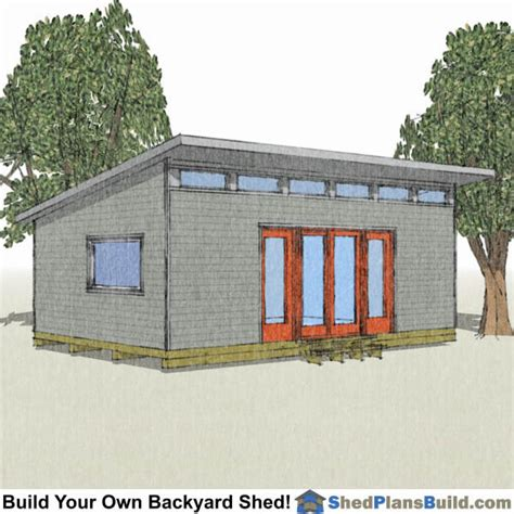 16 X 24 Shed Plans by 16x24 Shed Plans Construction Blueprints Today