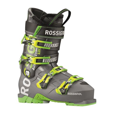 rossignol ski boots rossignol alltrack 120 ski boots 2015 evo