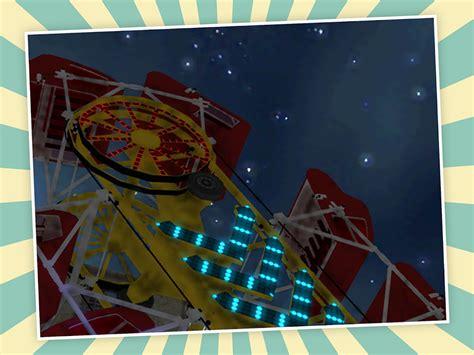 theme park apk mod zipper amusement ride full game unlock mod apk
