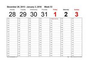 weekly calendars template 26 blank weekly calendar templates pdf excel word