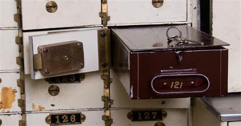9 Items To Keep In Your Safety Deposit Box by Smart Banking What To Keep In A Safe Deposit Box