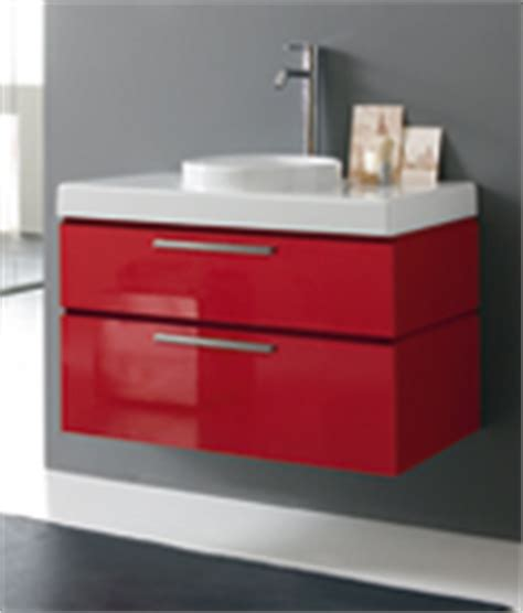 red bathroom cabinets 33 inch savoy vanity contemporary bathroom vanity