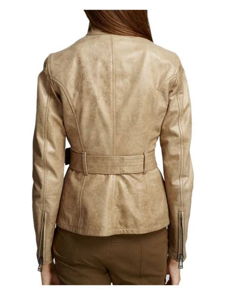 Jaket Kulit Resident Evil Bikers Z 06 womens waxed leather jacket are inspired