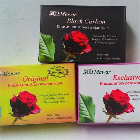 Sabun Mawar Md Black Carbon produsen sabun md mawar home
