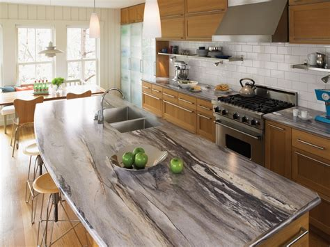 Countertops For Kitchens by 30 Unique Kitchen Countertops Of Different Materials Digsdigs