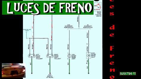 diagrama de luces ford