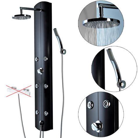 montaggio colonna doccia sanlingo colonna doccia a pioggia massaggi idromassaggio