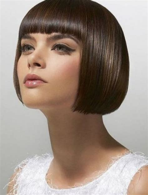 haircuts short hair bangs short bob hairstyles with bangs 4 perfect ideas for you