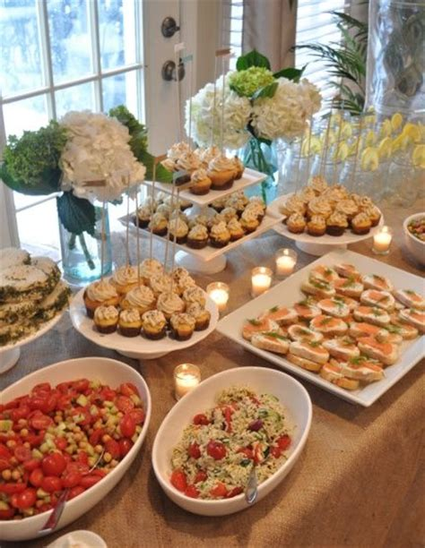 baby shower buffet 17 best ideas about baby shower buffet on pinterest