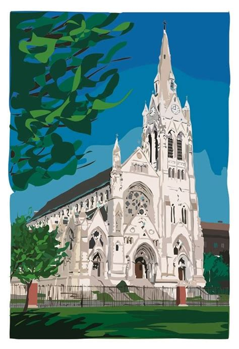 billiken theatre collegechurch sales of prints of slu s cus by