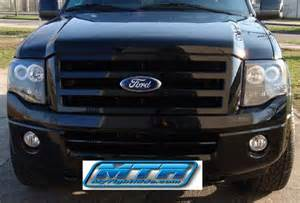 2007 Ford Expedition Headlights 2007 2008 2009 2010 2011 2012 2013 Ford Expedition Halo