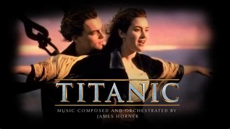 film titanic music soundtrack titanic live