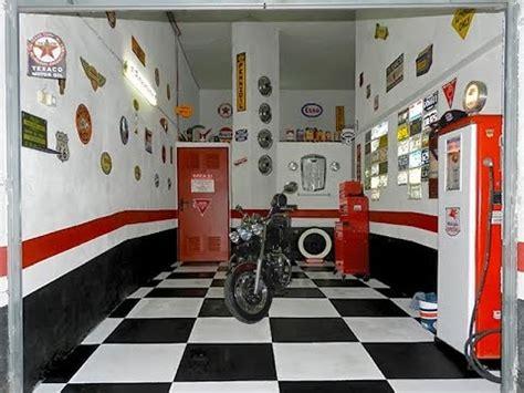 decorar garaje decoraci 243 n garaje vintage youtube