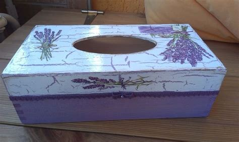 Decoupage Tissue Box - 17 best images about decoupage tissue box on