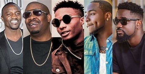 top 10 richest musicians in africa 2018 photos gltrends ng