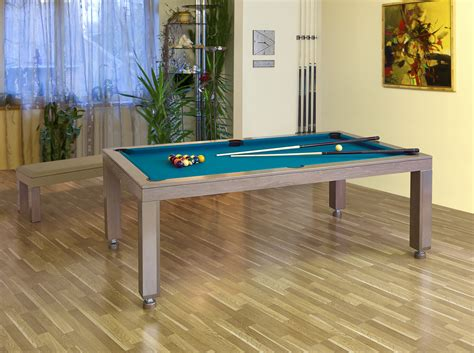 Dining Room Pool Table Billardtisch Esstisch Pronto Vision Pool 7ft