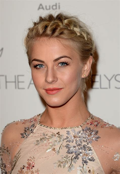 julianne hough updo step by step how to diy julianne hough s braided crown updo diy