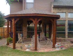 Patio Gazebo Gazebo Type Patio Cover In Mckinney Tx Hundt Patio