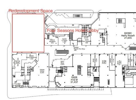 pacific mall floor plan luxury shops coming to pacific centre vancity buzz