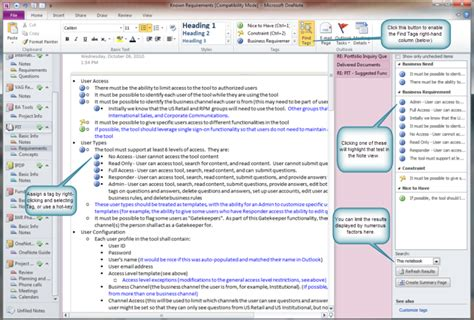templates for onenote 2010 onenote meeting template 28 images business