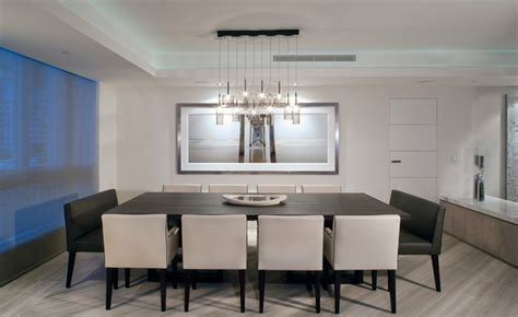 miami fl contemporary dining room miami by herval penthouse key biscayne fl