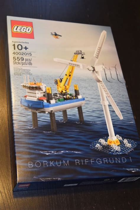 Lego Exclusive 4002015 Borkum Riffgrund 1 exclusive 4002015 borkum riffgrund 1 2015 catawiki