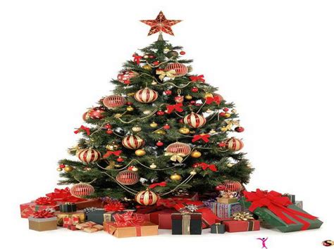 small christmas tree decorating ideas with the present