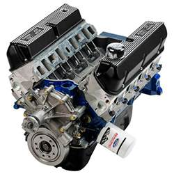 ford racing m 6007 x302b mustang 345hp 302 crate engine