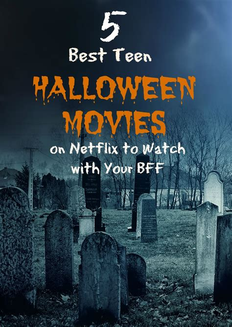 haunted house movies on netflix 5 best teen halloween movies on netflix to watch with your bff