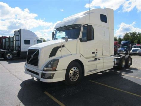 volvo truck sleeper 2012 volvo vnl64t670 sleeper truck for sale 475 812