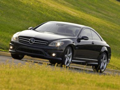 2009 mercedes benz cl63 amg styles features highlights