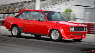 Fiat Abarth 131 Fiat 131 Abarth By Soupaseb On Deviantart