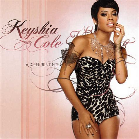 keyshia cole a different me album stream