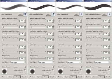 sketchbook pro brushes for photoshop sketchbook pro brush setting all for painting n3 for