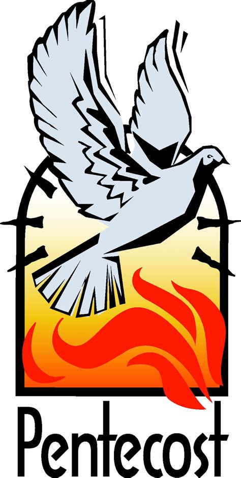 pentecost clipart symbols of pentecost clipart best