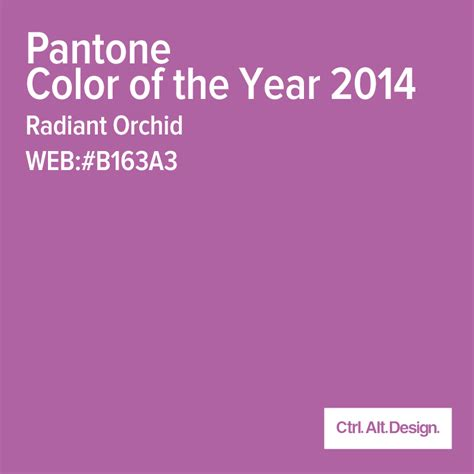 color of the year 2014 pantone s 2014 color of the year radiant orchid pretty