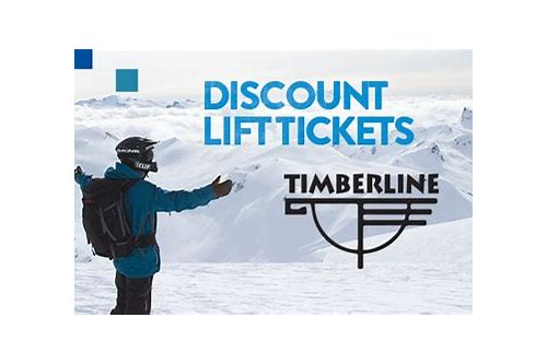 coupons for timberline lift tickets