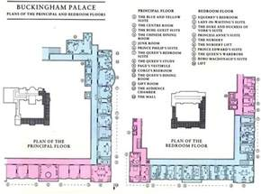 Inside Buckingham Palace Floor Plan by Plan Of Buckingham Palace Bedrooms Apartment Plans And