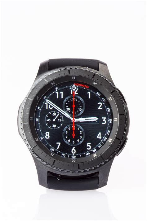 Smartwatch Samsung S3 review samsung gear s3 smartwatch
