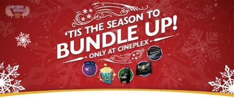 Where To Buy Cineplex Gift Card - free gifts with the cineplex holiday gift pack