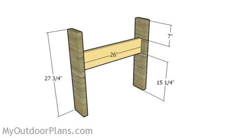 8 person picnic table plans two person picnic table plans myoutdoorplans free