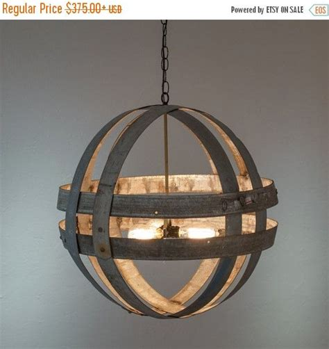wine barrel chandelier for sale 1000 ideas about wine barrel chandelier on